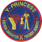 Indian Princesses Patch