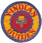 Indian Guides Patch